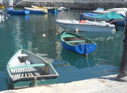 bateaux St Julians Spinola Bay Malte1 Malte, ma prochaine destination