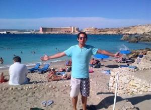 Nicolas Augustin paradise bay malte 300x219 Retraite dorée : pourquoi ne pas passer votre retraite à Malte ?