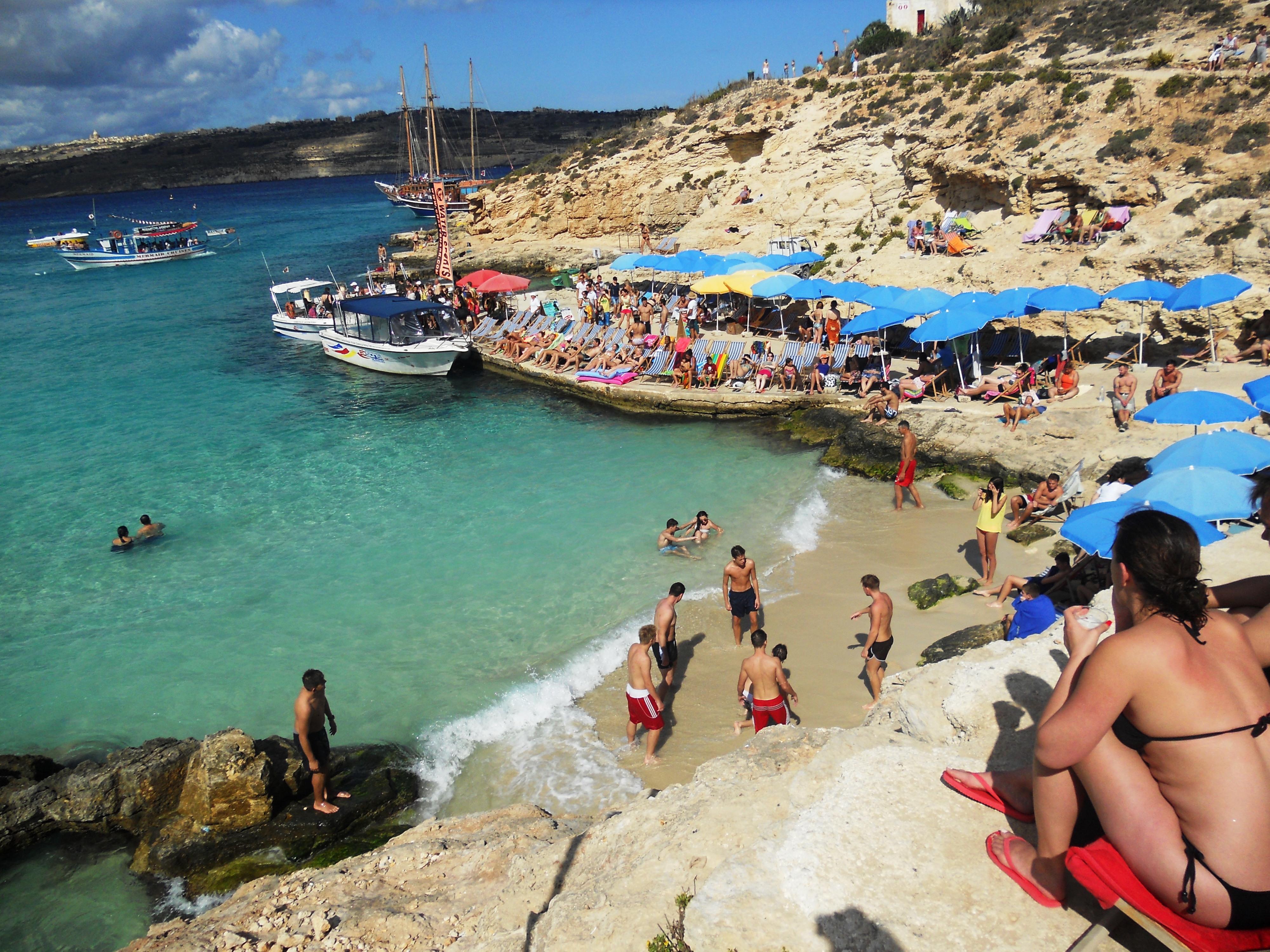 Malte Comino 1 Quelques photos de ma retraite au soleil à Malte