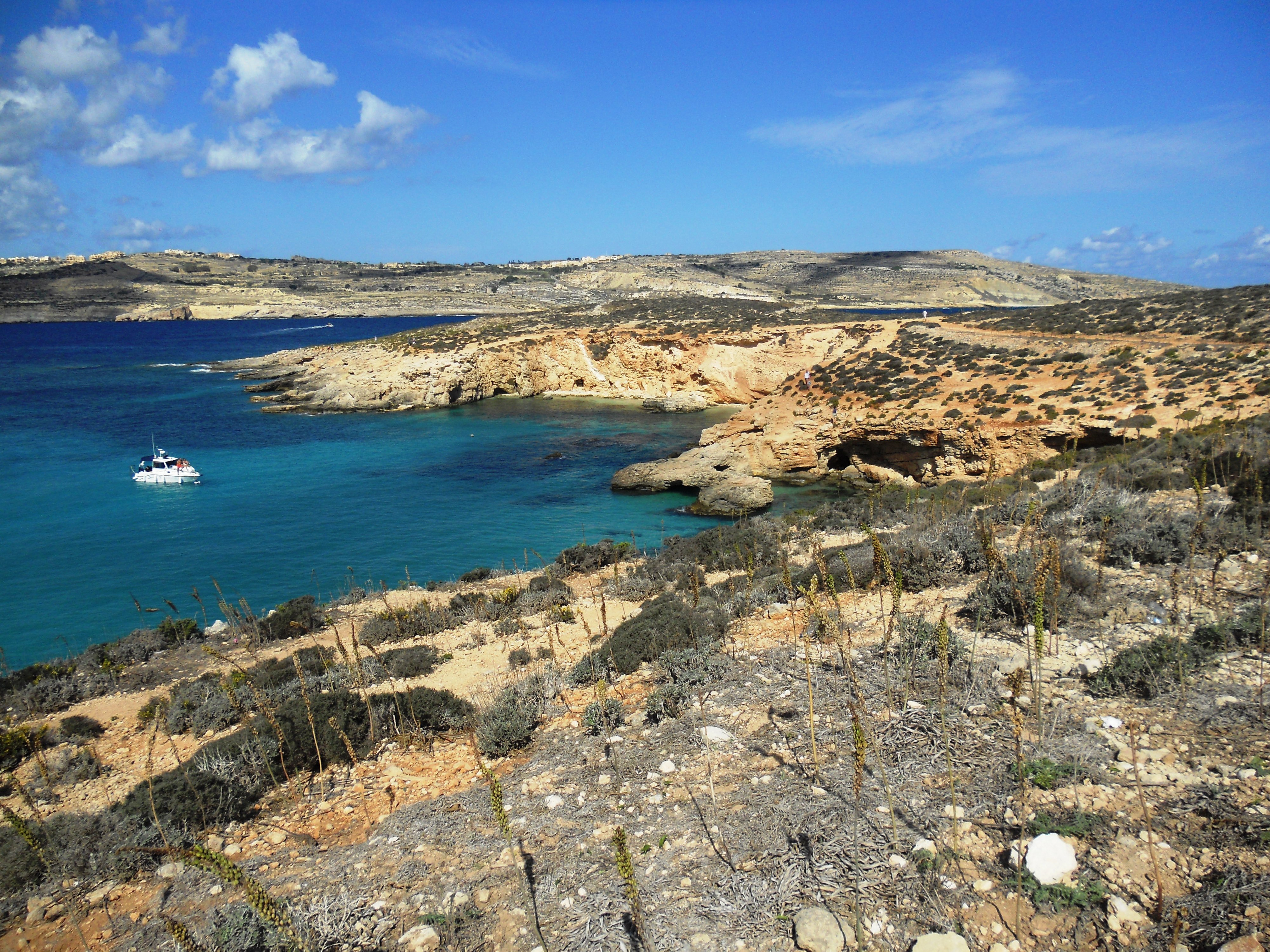 Malte Comino 2 Quelques photos de ma retraite au soleil à Malte
