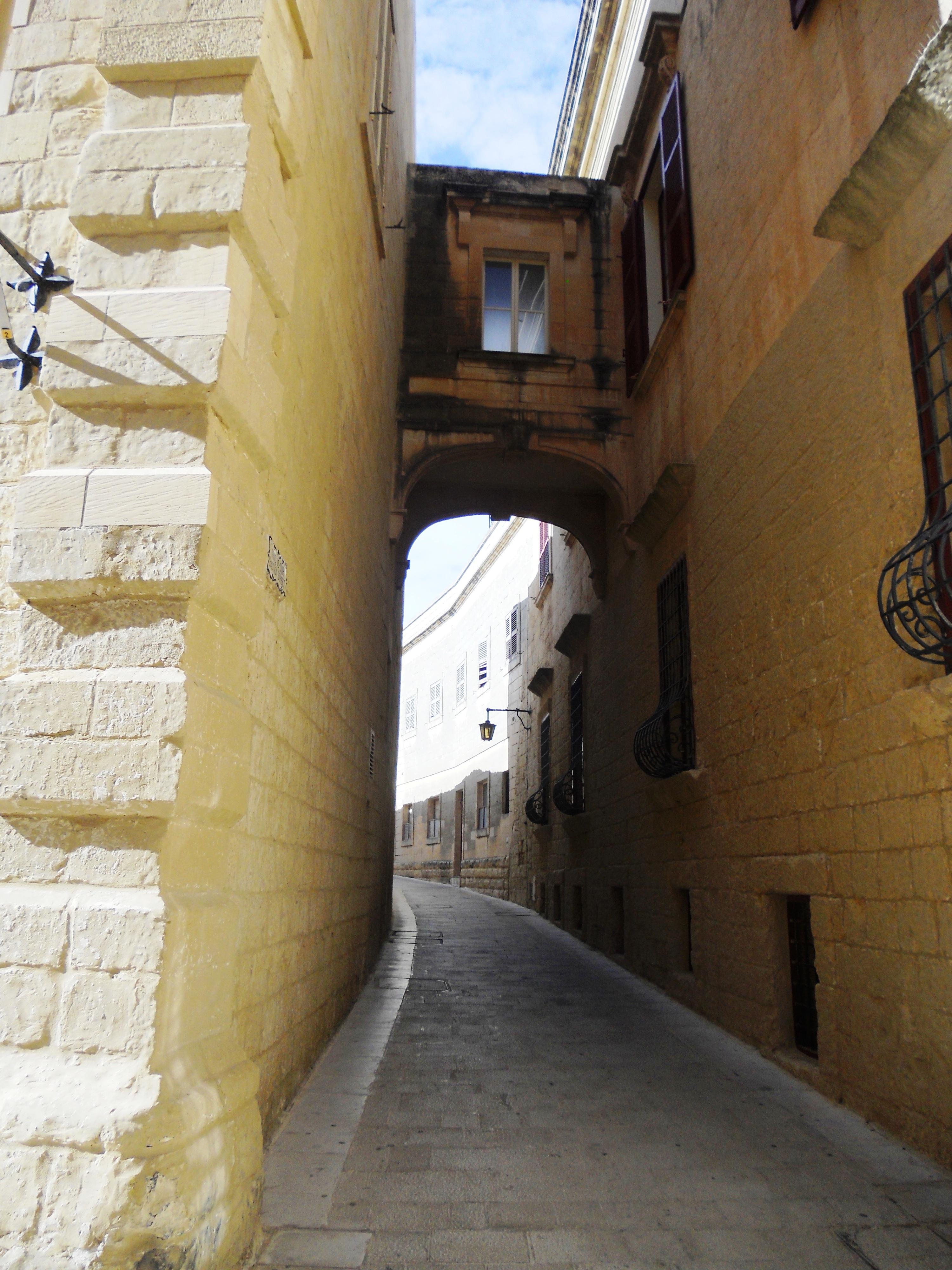 Malte Mdina 2 Quelques photos de ma retraite au soleil à Malte