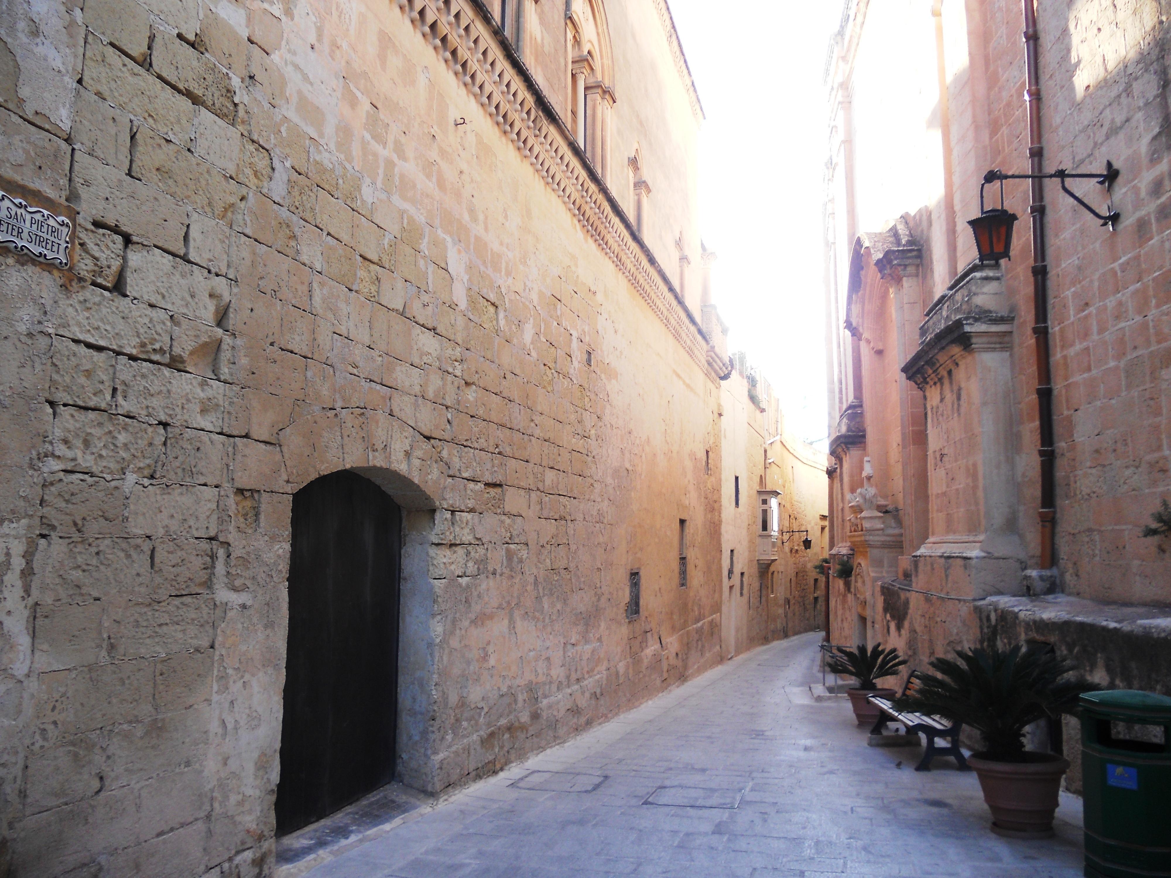 Malte Mdina 3 Quelques photos de ma retraite au soleil à Malte