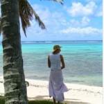 femme seule plage 150x150 Retraite au soleil au féminin 3/3