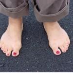 pieds femme 150x150 Retraite au soleil au féminin 1/3
